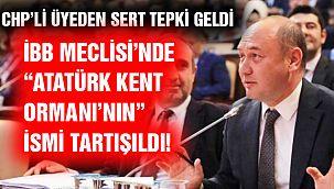 """CHP Grup Sözcüsü: """"Atatürk isminin önüne sadece 'Gazi' Gelmelidir"""""""