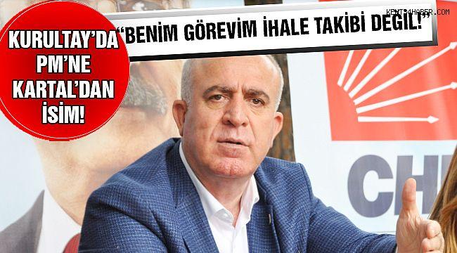 CHP Kartal İlçe Başkanı Argunşah'tan Önemli Açıklamalar