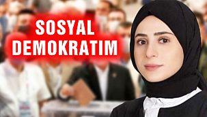 CHP'nin İlk Başörtülü Yöneticisi Sevgi Kılıç'tan Önemli Açıklamalar