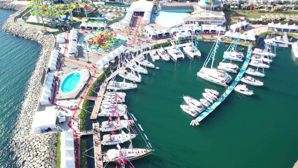 Deniz tutkunlarını buluşturacak fuar 3 Ekim'de başlıyor;500 Milyon TL satış hedefleniyor