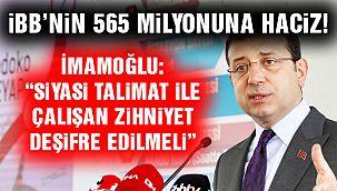 """İmamoğlu """"Süreci Takip Ediyoruz!"""""""