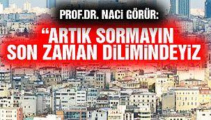 """""""İstanbul Depremi için Son Zaman Dilimindeyiz"""""""