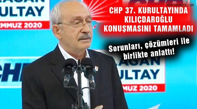 Kemal Kılıçdaroğlu'ndan Tarihi Konuşma!