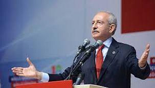 Kılıçdaroğlu, Kurultay Konuşmasını Yapıyor