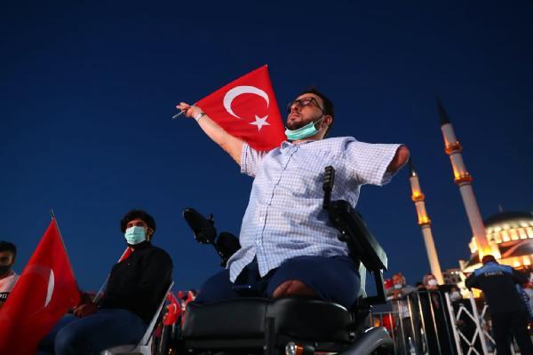 Lokman Çağırıcı: Tüm Müslümanların Rüyası Gerçekleşti