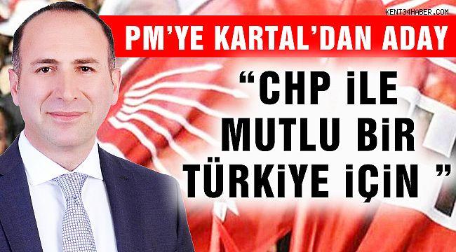 Metin Ağırman PM'ye Aday