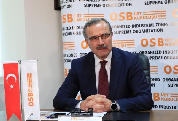OSBÜK Başkanı: Son 4 Yılda 45 Yeni OSB Kuruldu