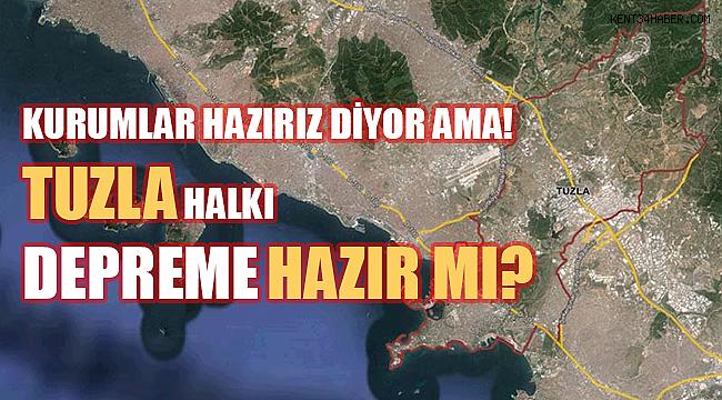 Tuzla Anadolu Yakası'nın en riskli ilçesi