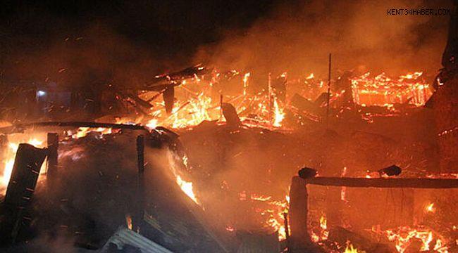 Yangın Söndürme Sistemleri Önem Kazandı
