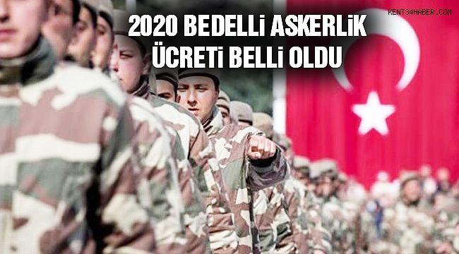 2020 Bedelli Askerlik Ücretleri Belli Oldu!