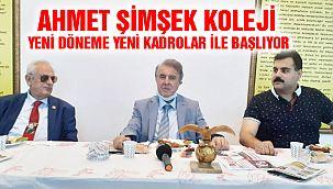 Ahmet Şimşek Koleji Yeni Döneme Merhaba Diyor