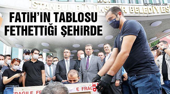 """Başkan İmamoğlu: """"Tablo Yuvasına Döndü"""""""