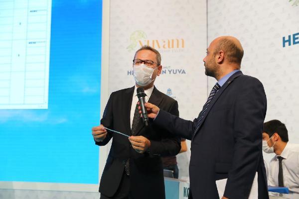 Başkan Kartoğlu: Şehit ve Gazi Yakınlarını Kuraya Almadan Ev Sahibi Yapacağız