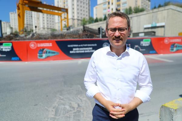 Başkan Kartoğlu'ndan Başakşehir'e Metro Müjdesi