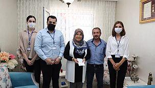 İBB Bayramda Şehit Aileleri ve Gazileri Yalnız Bırakmadı