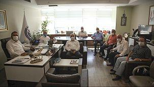 Kartal Belediyesi'nde Korona Önlemleri Toplantısı