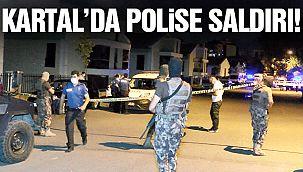 Kartal'da Polise Saldırı!