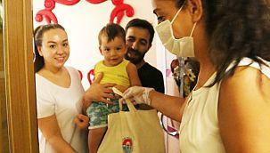 Maltepeli bebeklere 'Hoş Geldin' Hediyesi