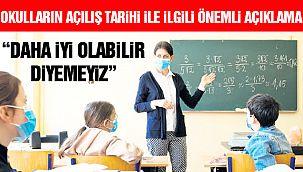 Prof. Ceyhan'dan Okullar İle İlgili Önemli Açıklama!