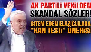AK Partili Vekil Demirbağ'a Elazığlılardan Tepki!