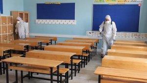 Beykoz'da dezenfekte çalışmaları sürüyor