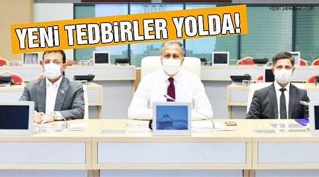 İstanbul'a Yeni Tedbirler Yolda!