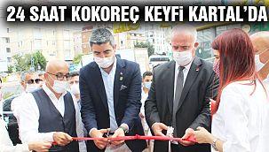 KADO23 Kokoreç Kartal'da açıldı