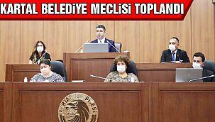 Kartal Belediye Meclisi Toplandı
