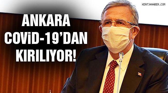 """Mansur Yavaş İsyan Etti: """"Belediye Virüsten Kırılıyor!"""""""