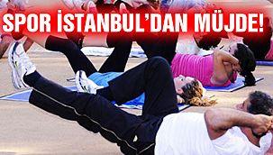 Spor İstanbul'dan Spor Okulları Müjdesi!