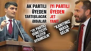AK Partili Nizamettin Altıntaş'tan Bomba İddialar!