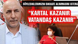 AK Partili Üye Bekir Dağ: