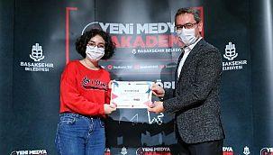 Başakşehir'in ilk Youtuberları mezun oldu