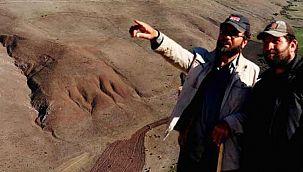 Bayburt'ta fosiller bulunan alan koruma altına alındı!