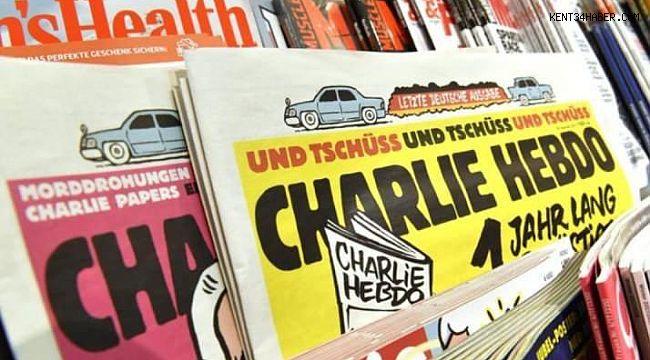 Charlie Hebdo'nun hakaretine Türkiye'den sert tepki