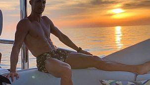 Cristiano Ronaldo: İyiyim, güneşleniyorum