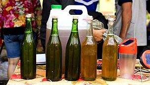 istanbul'da sahte alkol ele geçirildi