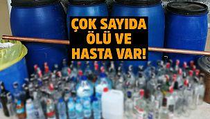 İstanbul'da sahte içkiden 7 ölüm