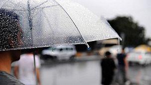 İstanbul için şiddetli yağış ve fırtına uyarısı