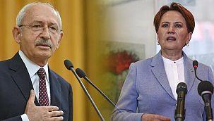 Kemal Kılıçdaroğlu ve Meral Akşener İzmir'e gidiyor