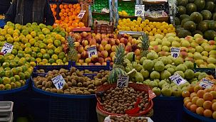 Kış meyveleri sezona pahalı başladı
