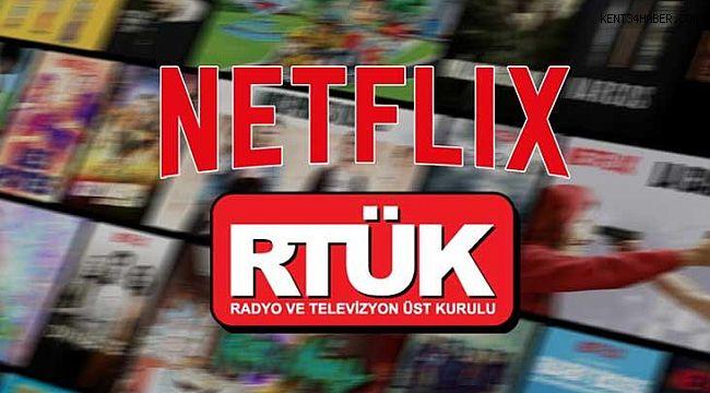 RTÜK'ten flaş Netflix açıklaması