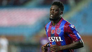 Trabzonsporlu Ekuban attı, Gana coştu!