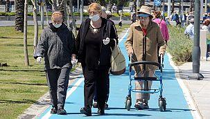 65 yaş üstü vatandaşlar için yeni yasaklar