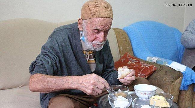 96 yaşında coronayı yendi
