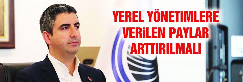 Başkan Yüksel, Uluslararası Kongrede Konuştu