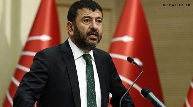 CHP'li Veli Ağbaba: Arınç, şimdi iyi polisi oynuyor…