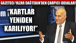 """Dağtekin; """"AK Parti İstanbul'da Albayrak Sonrası Yıkım Olacak"""""""