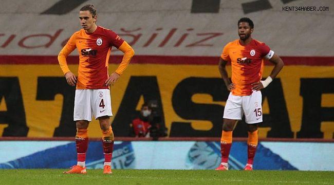 Galatasaray'da hesap şaştı
