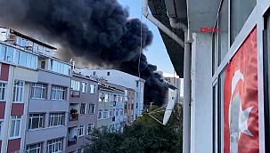İstanbul Tıp Fakültesi'nde yangın
